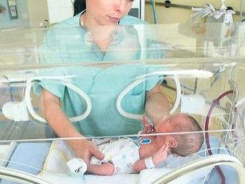 comment devenir puericultrice en maternite